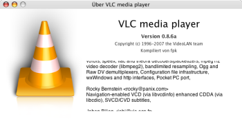 VLC 0.8.6a released